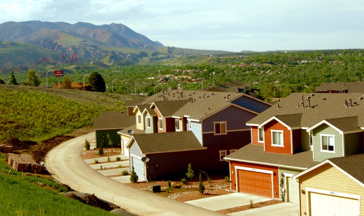 Gold Hill Mesa Townhomes